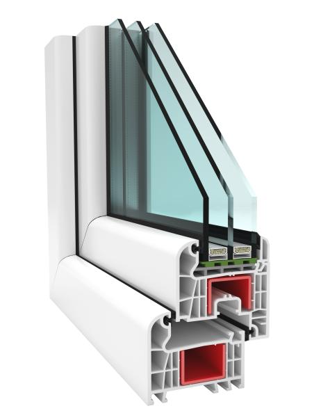 Пластиковые окна в Риге от компании EUROdizains