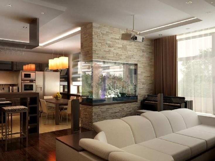 Дизайн интерьера и ремонт коттеджей, иквартир в Риге